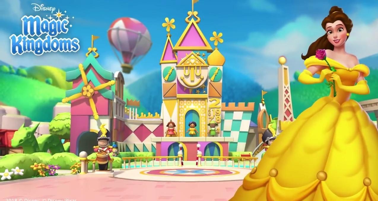 Disney Magic Kingdoms MOD APK