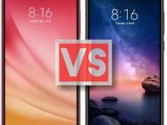 Xiaomi Mi 8 Lite Vs Redmi Note 6 Pro