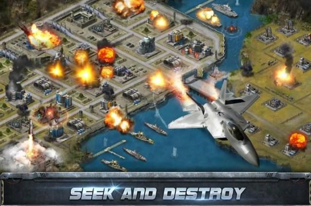 War Games - Commander MOD APK