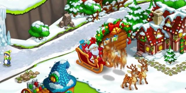 Farm Snow MOD APK