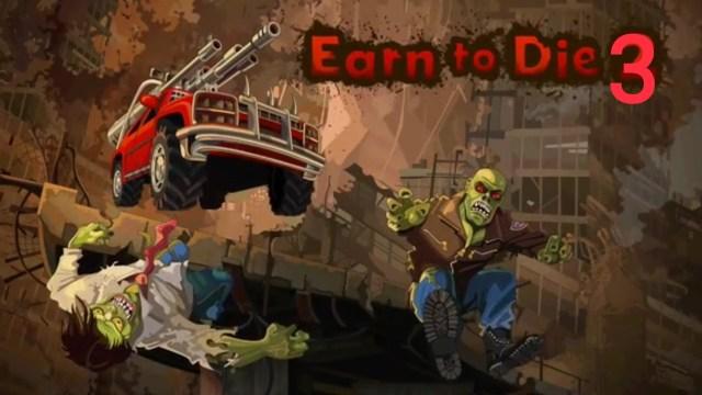 Earn To Die 3 MOD APK