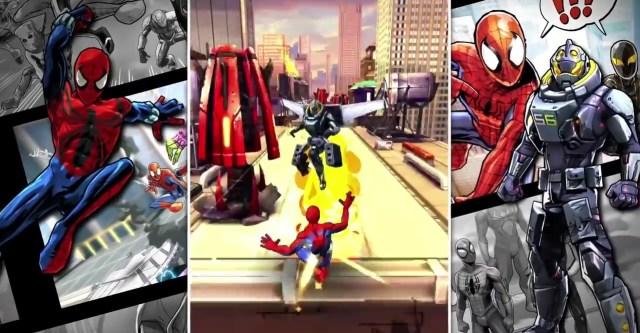 Marvel Spider-Man Unlimited MOD APK