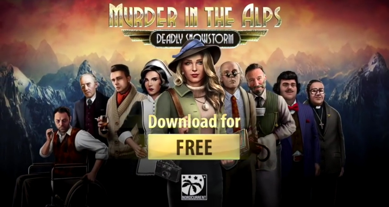 Murder In The Alps MOD APK
