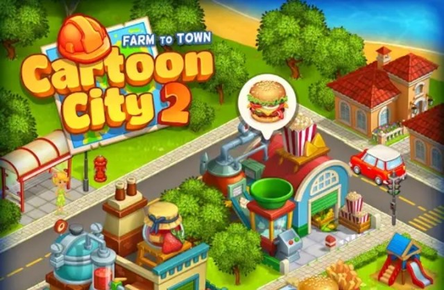 Cartoon City 2 MOD APK