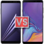 Samsung Galaxy A8 2018 Vs A9 2018