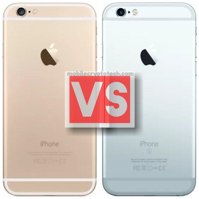 Apple iPhone 6 Vs 6S