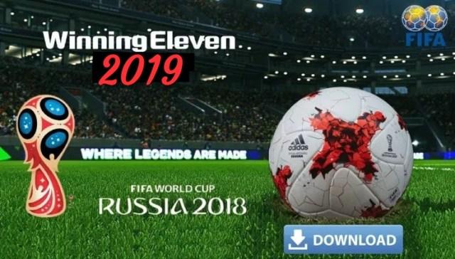 Winning Eleven 2019 MOD APK