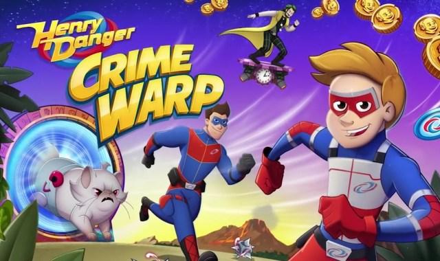 Henry Danger Crime Warp MOD APK