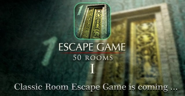 Escape Game: 50 Rooms 1 MOD APK