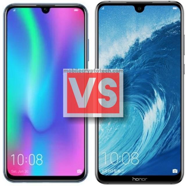 Huawei Honor 10 Lite Vs 8X Max
