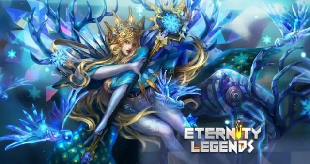 Eternity Legends: League Of Gods MOD APK