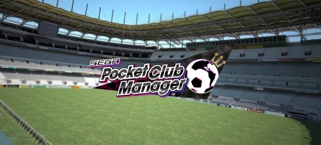 SEGA Pocket Club Manager MOD APK