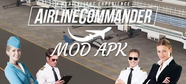 Airline Commander MOD APK