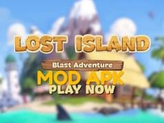 Lost Island: Blast Adventure MOD APK