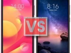 Xiaomi Mi Play Vs Redmi Note 6 Pro
