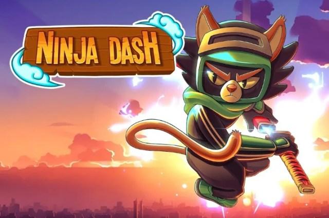 Ninja Dash - Ronin Shinobi MOD APK