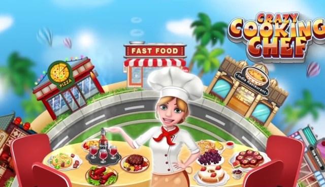Kitchen Queen - Cooking Mania MOD APK