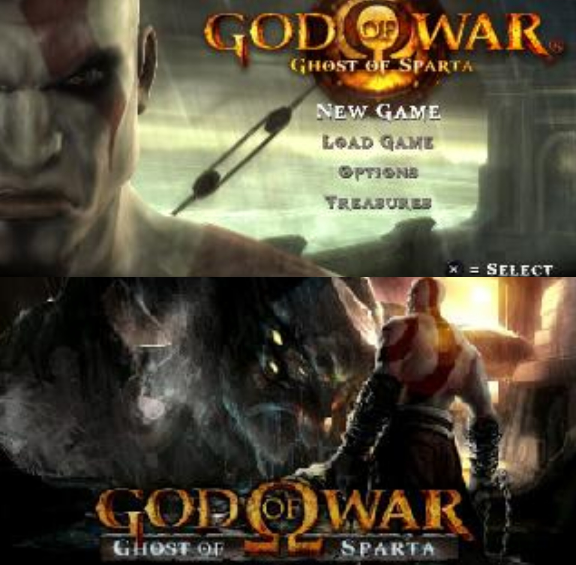 God of War - Ghost of Sparta ISO PPSSPP