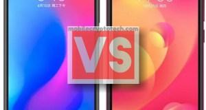 Xiaomi Mi A2 Lite Vs Mi Play