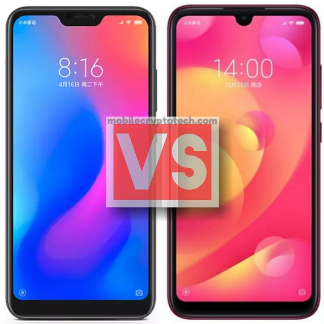 Xiaomi Mi A2 Lite Vs Mi Play