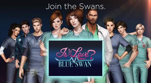 Is-It Love? Blue Swan Hospital MOD APK