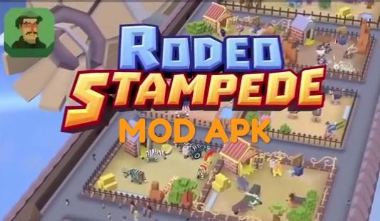 Rodeo Stampede Mod Apk Hack Unlimited Coins Missions