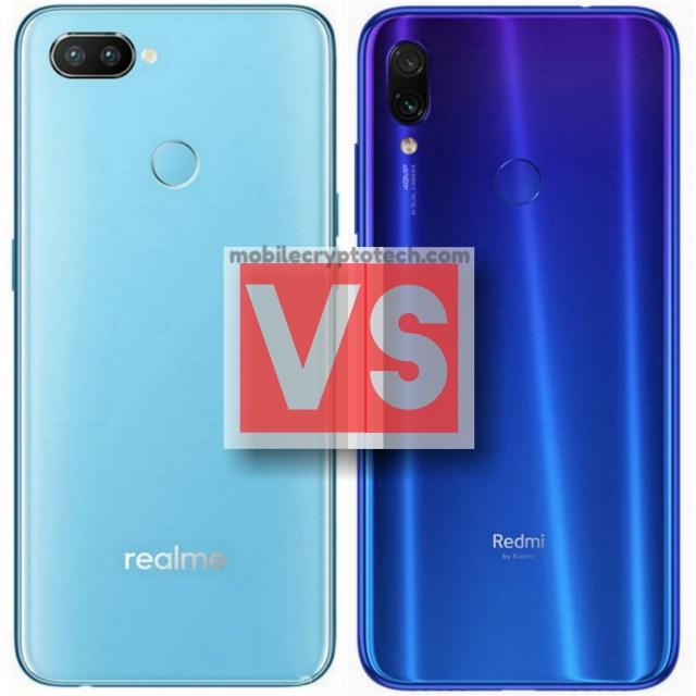 Oppo Realme 2 Pro Vs Redmi Note 7