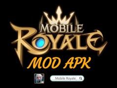 Mobile Royale MOD APK