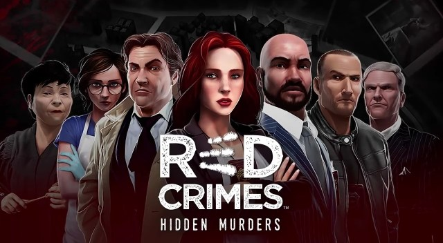 Red Crimes: Hidden Murders MOD APK