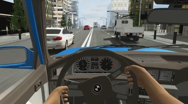 Racing In Car 2 MOD APK