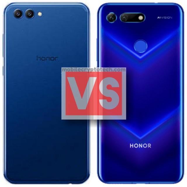 Huawei Honor View 10 Vs View 20