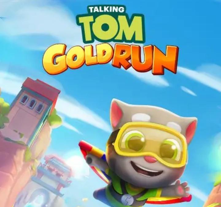 Talking Tom Gold Run MOD APK Hack Unlimited Dynamite, Money