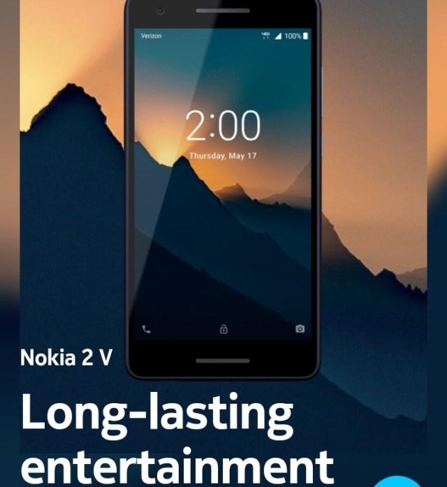 Nokia 2 V