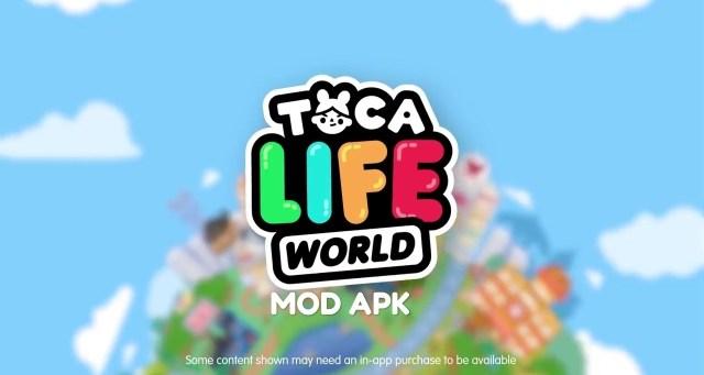 Toca Life: World MOD APK