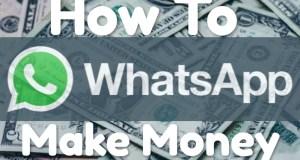 make money on WhatsApp