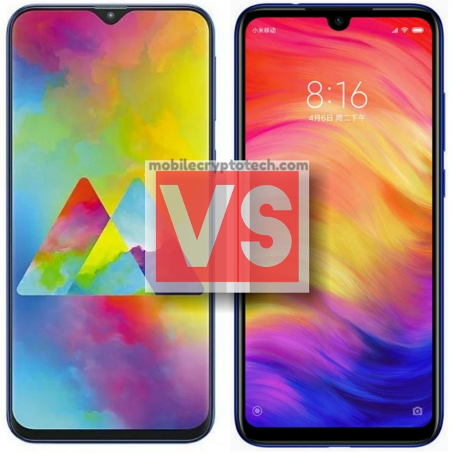 Samsung Galaxy M20 Vs Redmi Note 7