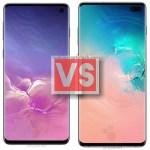 Samsung Galaxy S10 Vs S10 Plus