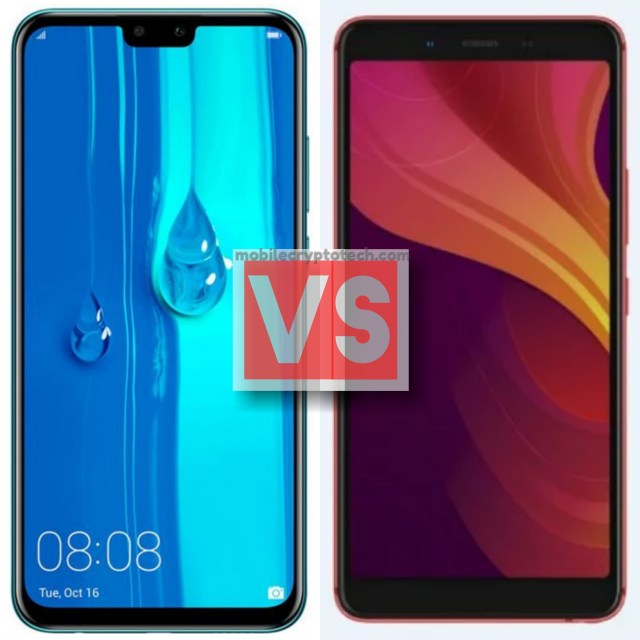Huawei Y9 2019 Vs Infinix Note 5 Stylus