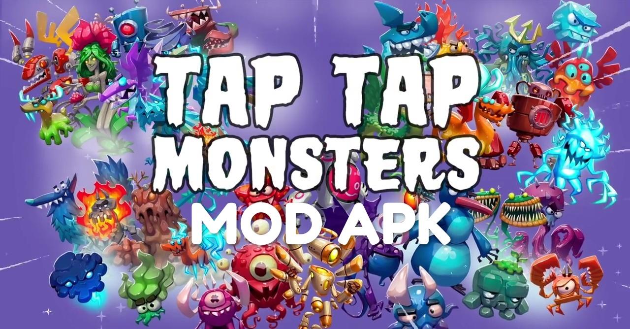 Tap Tap Monsters MOD APK