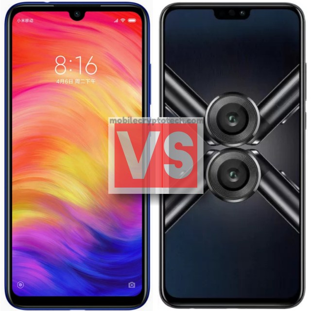 Xiaomi Redmi Note 7 Pro Vs Honor 8X