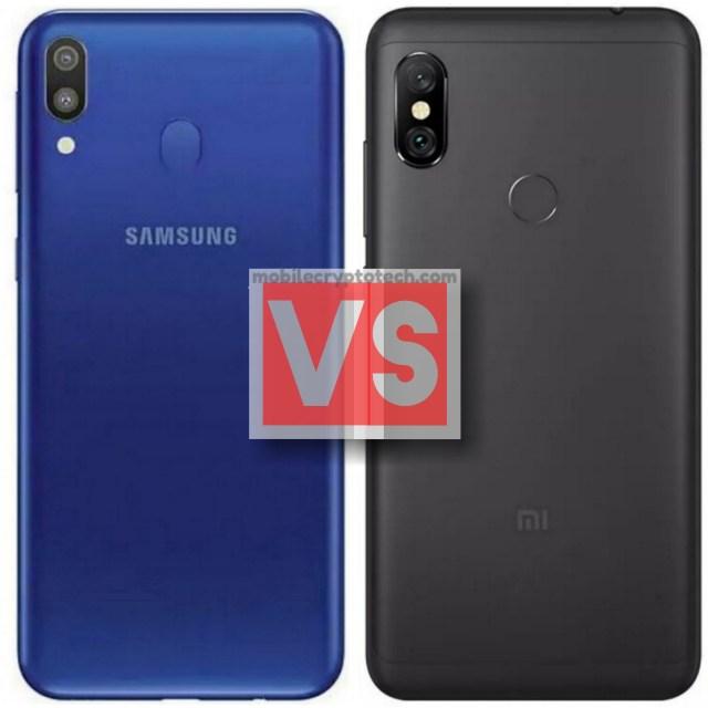 Samsung Galaxy M20 Vs Redmi Note 6 Pro