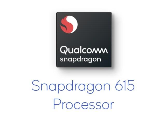 Qualcomm Snapdragon 615 MSM8939