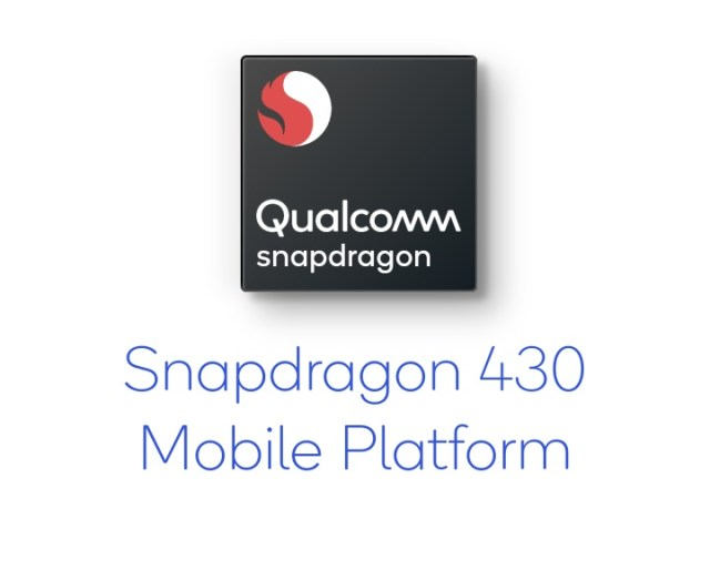 Qualcomm Snapdragon 430 MSM8937