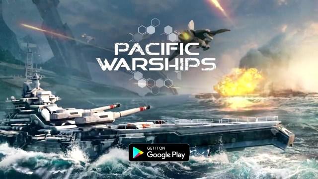 Pacific Warships MOD APK