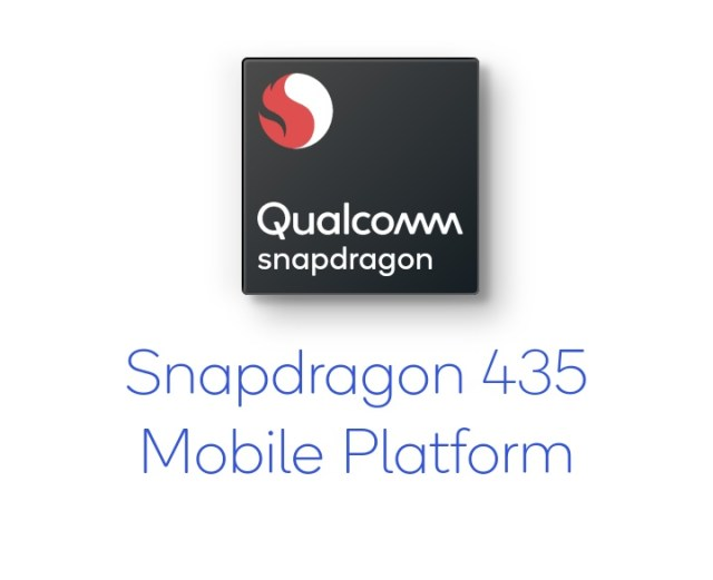 Qualcomm Snapdragon 435 SD435
