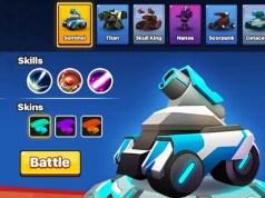 Tank Raid Online MOD APK
