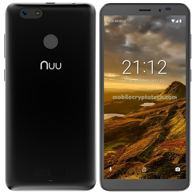 NUU Mobile A5L+