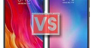 Xiaomi Mi 8 SE Vs Mi 9 SE
