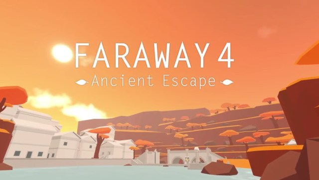Faraway 4: Ancient Escape MOD APK