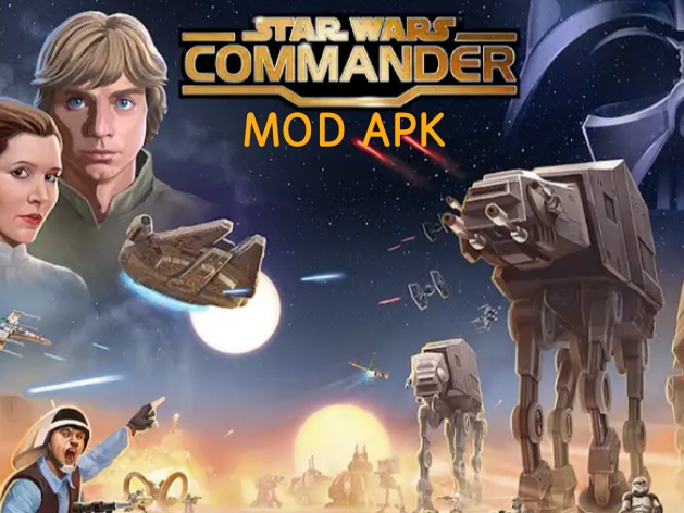 Star Wars: Commander MOD APK